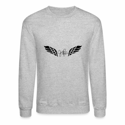 JPeralta Signature Logo - Crewneck Sweatshirt