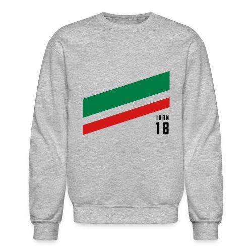 Iran Stipes - Crewneck Sweatshirt