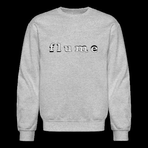 the glyph of flume - Crewneck Sweatshirt