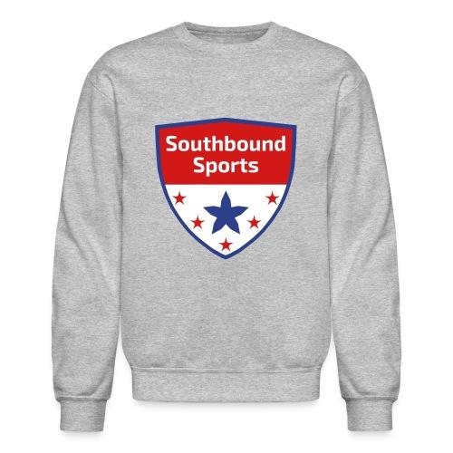 Southbound Sports Crest Logo - Crewneck Sweatshirt