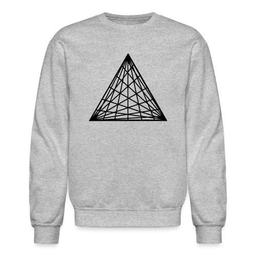 Triangles - Crewneck Sweatshirt