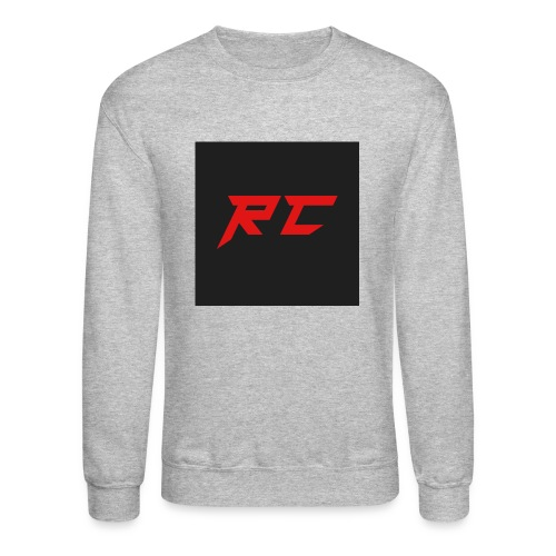 RED RC Logo - Crewneck Sweatshirt
