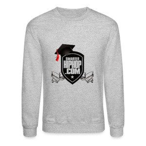 Official Smarterhiphop Merch - Crewneck Sweatshirt