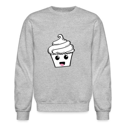 Happy Cupcakes - Crewneck Sweatshirt