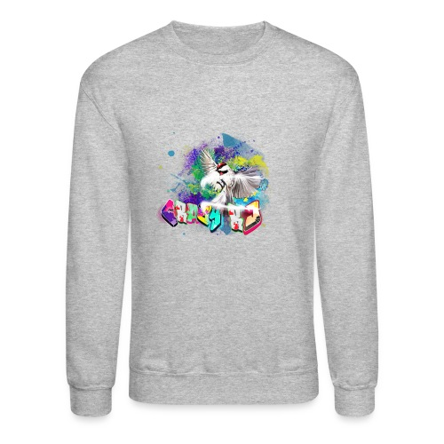 Crazy Rj 1 - Crewneck Sweatshirt