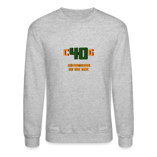 C40G Bear Quotes - Crewneck Sweatshirt