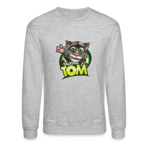 Talking_TOM_wave_preview_lowRes - Crewneck Sweatshirt