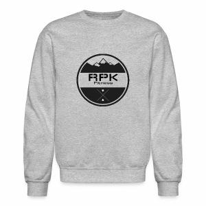 RPK Fit White - Crewneck Sweatshirt