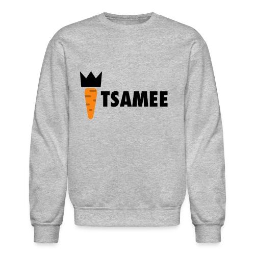 ITSAMEE LOGO BLACK - Crewneck Sweatshirt
