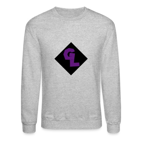 Game Lockdown Logo - Crewneck Sweatshirt