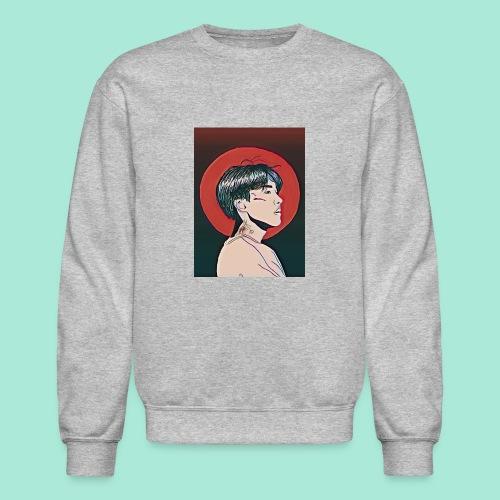 Hoseok art - Crewneck Sweatshirt