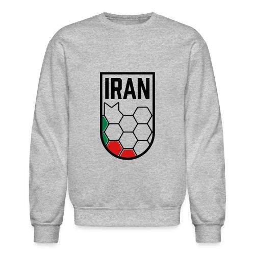 Iran Football Federation Crest - Crewneck Sweatshirt