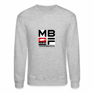 Mass Bassing Fishing - Crewneck Sweatshirt