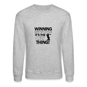 cricket wining tee - Crewneck Sweatshirt