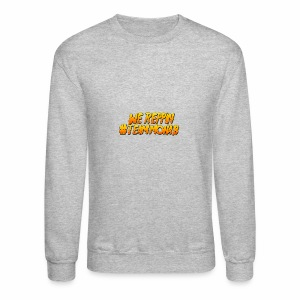 WE REP #TEAMMOHAB - Crewneck Sweatshirt