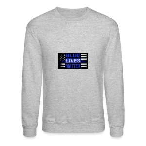 blue-lives-matter-membership-1-1024x538 - Crewneck Sweatshirt