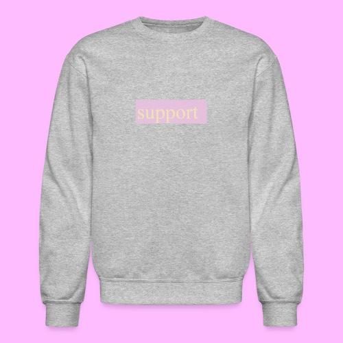 support - Crewneck Sweatshirt