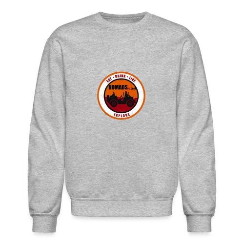 Nomads Logo - Crewneck Sweatshirt