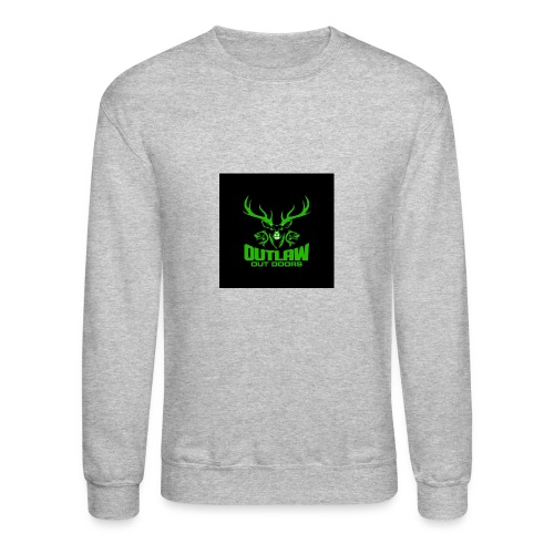 Outlaw Outdoors Logo 2 - Crewneck Sweatshirt