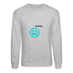 long sleeve all white athletic shirt - Crewneck Sweatshirt