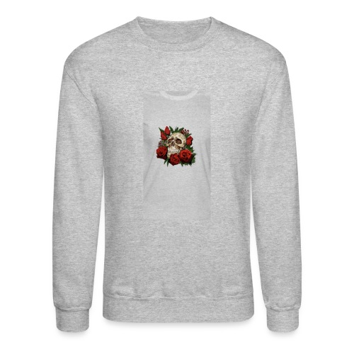 Gentle skull - Crewneck Sweatshirt