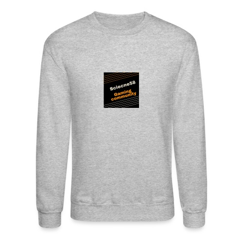 Sciecne58 1 - Crewneck Sweatshirt