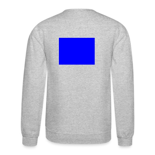 blue - Crewneck Sweatshirt
