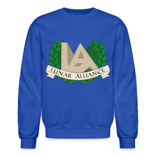 Lawer Krans LA png - Crewneck Sweatshirt