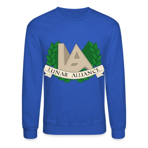 Lawer Krans LA png - Unisex Crewneck Sweatshirt