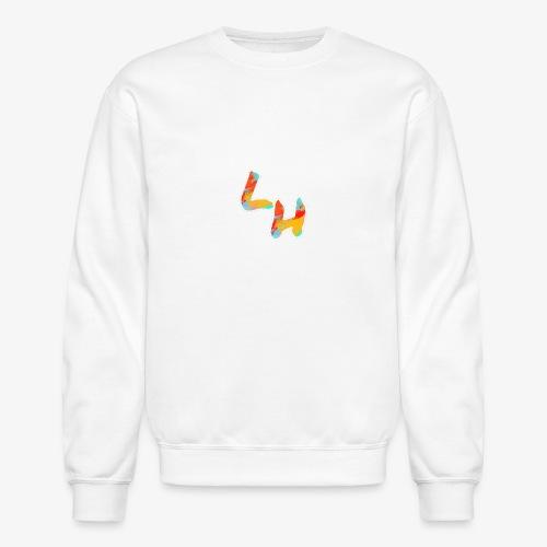 Los Hermanos Logo - Crewneck Sweatshirt