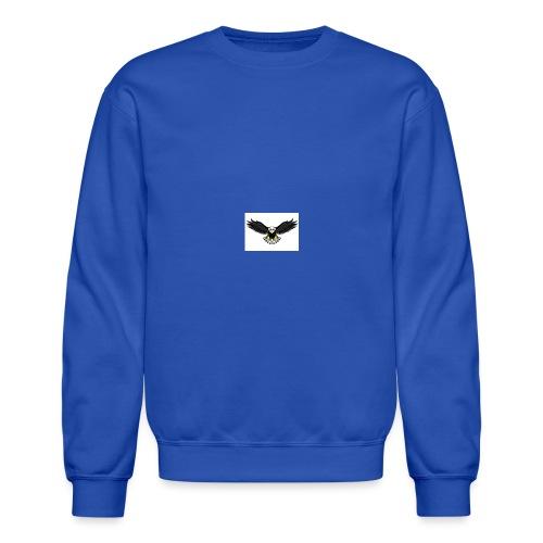 Eagle by monster-gaming - Unisex Crewneck Sweatshirt