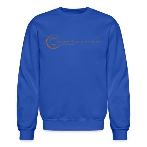 AMMT Logo Modern Look - Crewneck Sweatshirt