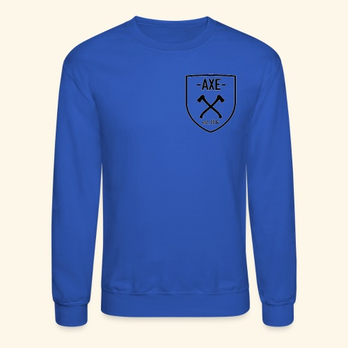 The AXE - Crewneck Sweatshirt