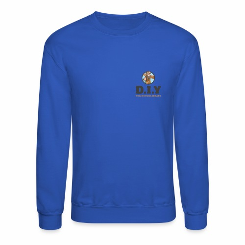 DIY For Knuckleheads Logo - Crewneck Sweatshirt