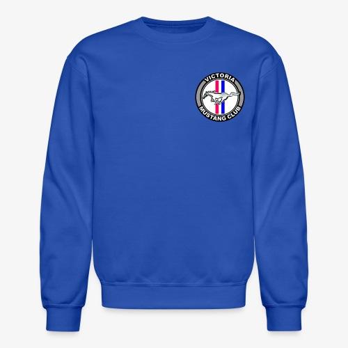 Victoria Mustang Club Logo - Crewneck Sweatshirt