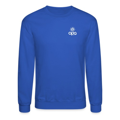 Long-sleeve t-shirt with small white OPA logo - Crewneck Sweatshirt