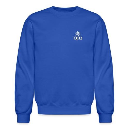 Long-sleeve t-shirt with small white OPA logo - Crewneck Sweatshirt