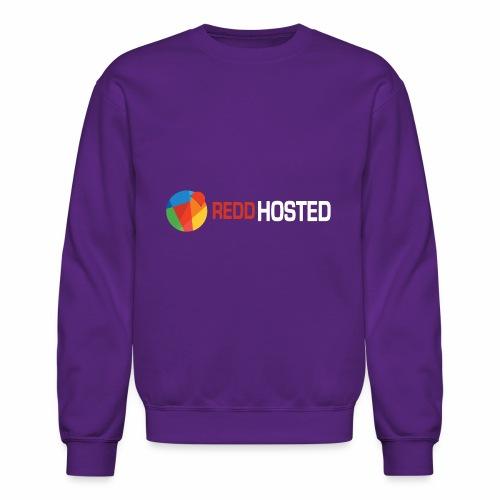 REDDHOSTED LOGO - Crewneck Sweatshirt