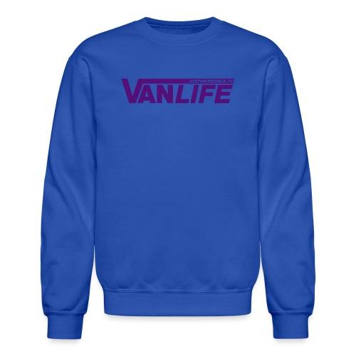 Vanlife - Unisex Crewneck Sweatshirt
