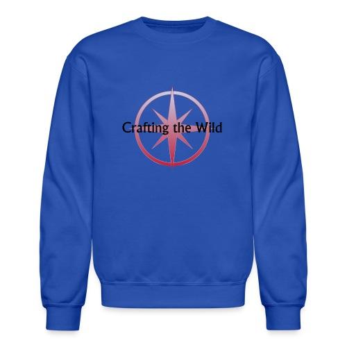 Crafting The Wild - Crewneck Sweatshirt