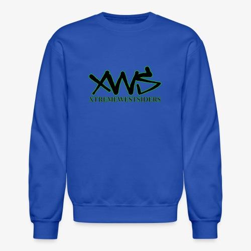 XWS Logo - Unisex Crewneck Sweatshirt
