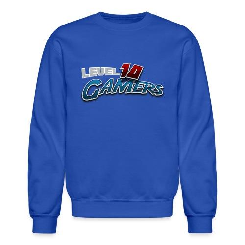 Level10Gamers Logo - Crewneck Sweatshirt
