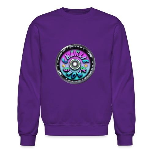 Charlie Brown Logo - Crewneck Sweatshirt