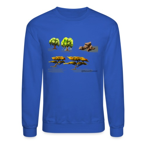 Naturelle - Crewneck Sweatshirt