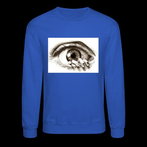 eye breaker - Crewneck Sweatshirt