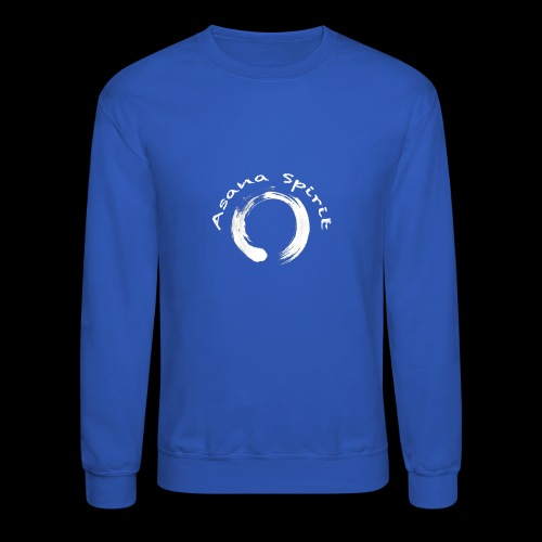 Enso Ring - Asana Spirit - Unisex Crewneck Sweatshirt