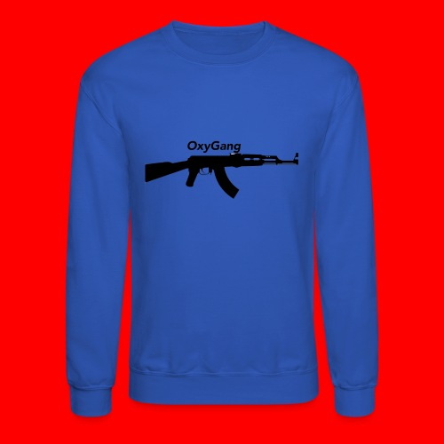 OxyGang: AK-47 Products - Unisex Crewneck Sweatshirt