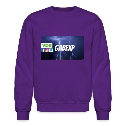 gabexp 1 - Crewneck Sweatshirt