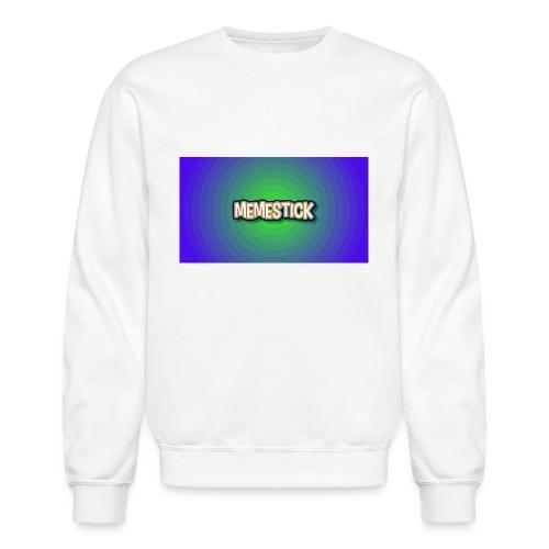 memestick symbol - Crewneck Sweatshirt