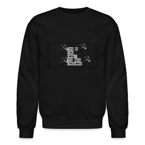 KINGKONG! - Crewneck Sweatshirt